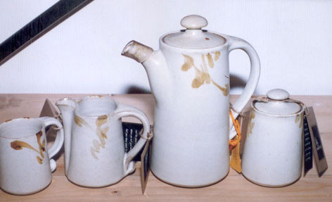 Ceramic Tea-set